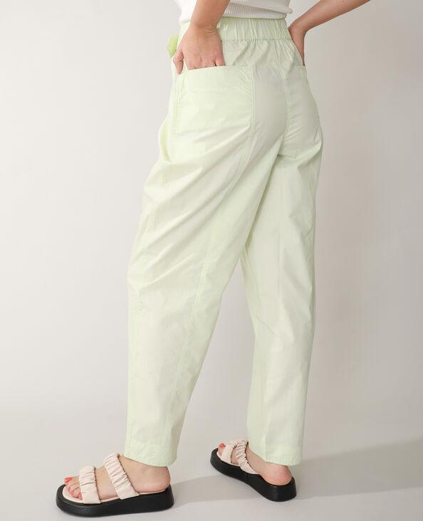 Slouchy broek groen - Pimkie