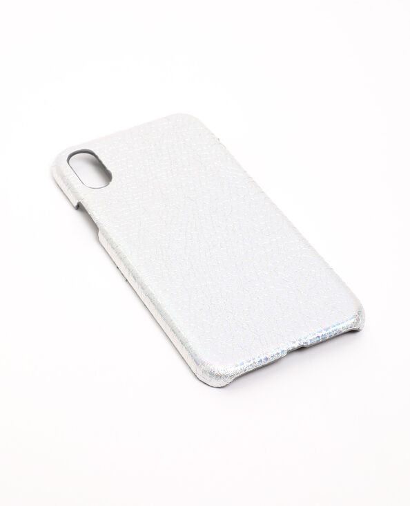 Hoesje voor iPhone XR/11 grijs