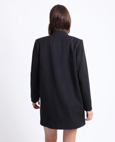 Lichte jas zwart