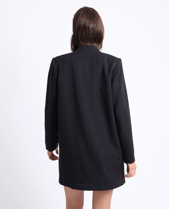 Manteau léger noir