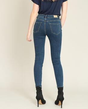 Jean skinny bleu