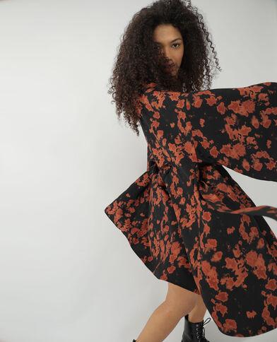 Kimono zwart - Pimkie