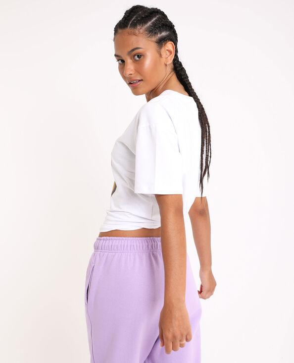T-shirt Mean Girls ecru