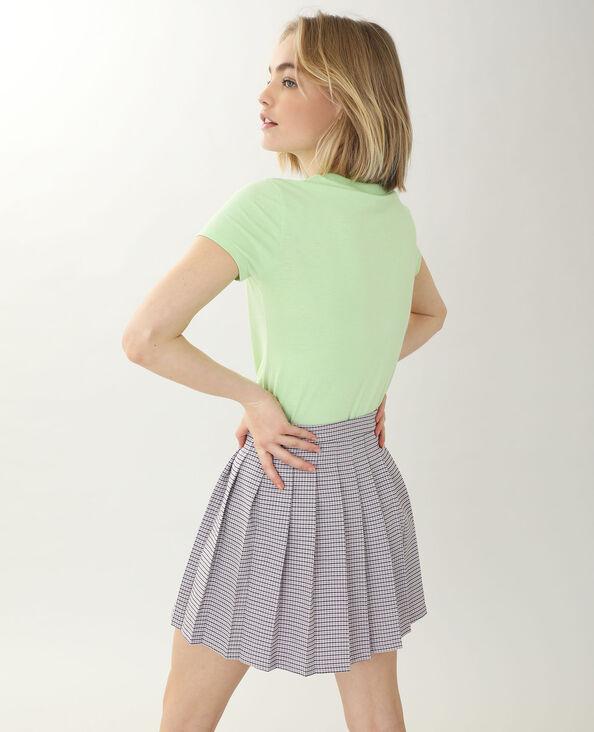 T-shirt met korte mouwen groen - Pimkie