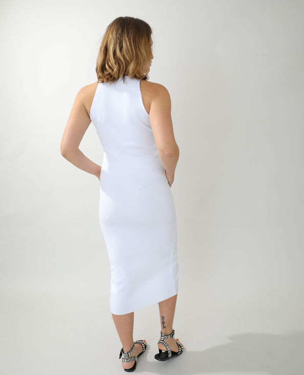 Robe bodycon blanc - Pimkie