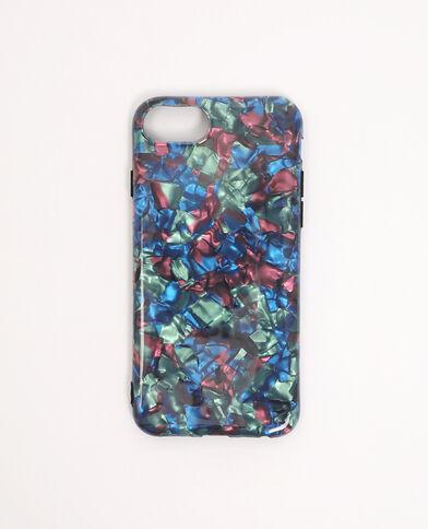 Hoesje voor iPhone 6/6S/7/8 blauw