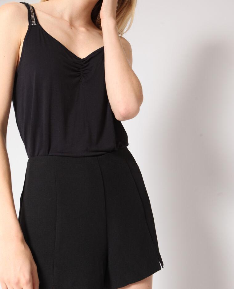 Mini-short zwart