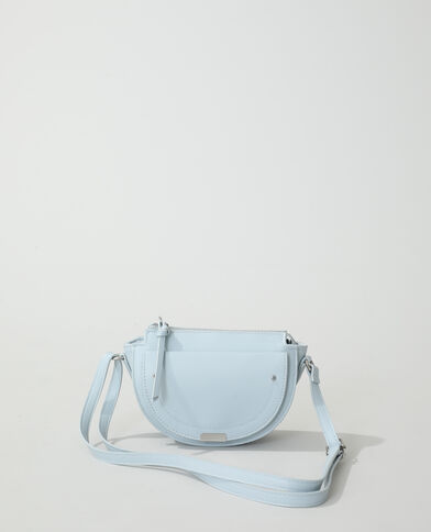 Mini-schoudertas blauw - Pimkie