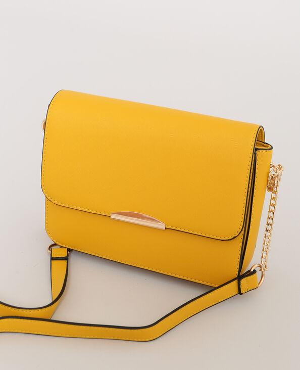 Boxy-tasje geel