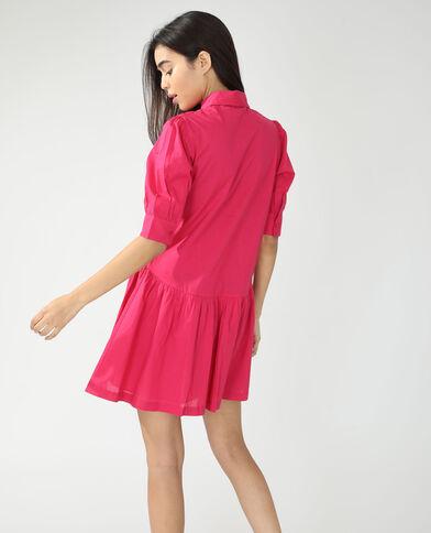 Robe chemise roser - Pimkie