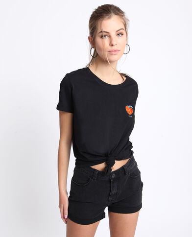 Fresh T-shirt zwart