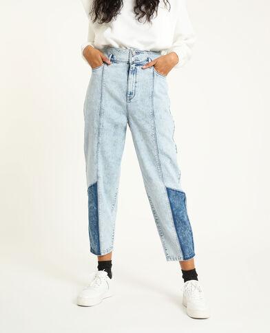 Slouchy jeans Lichtblauw