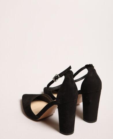 Escarpins à talons noir