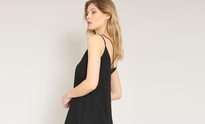 Robe nuisette noir