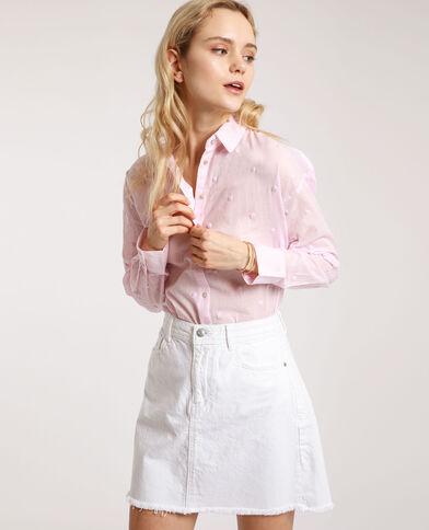 Origineel hemd roze