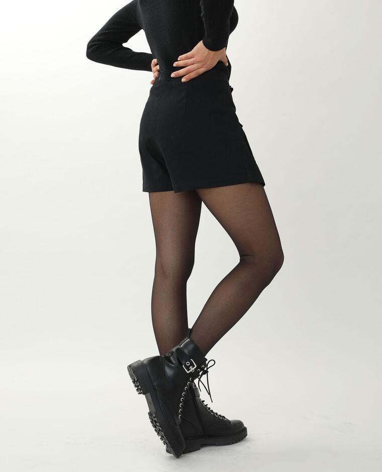 Jupe short noir - Pimkie