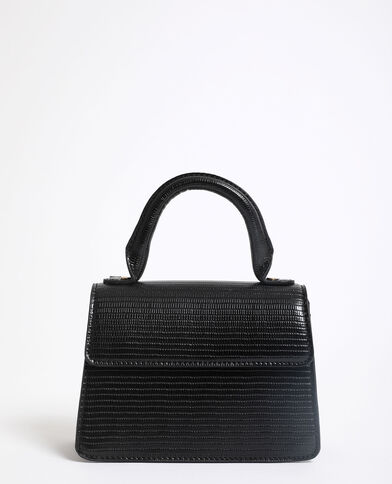 Mini sac à main noir