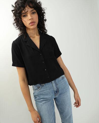 Hemd zwart - Pimkie