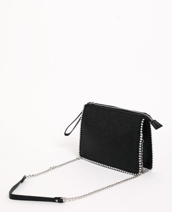 Boxy-tas zwart