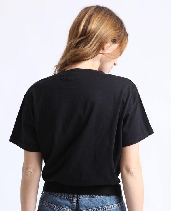LOVE T-shirt zwart