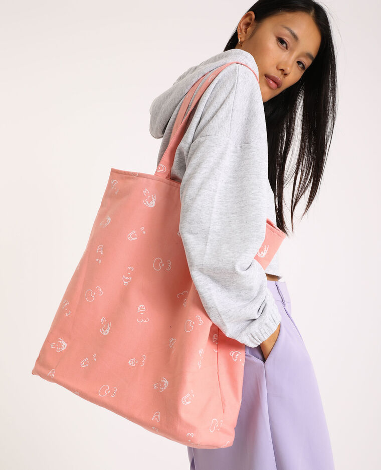 Tote bag Women's day everyday rose