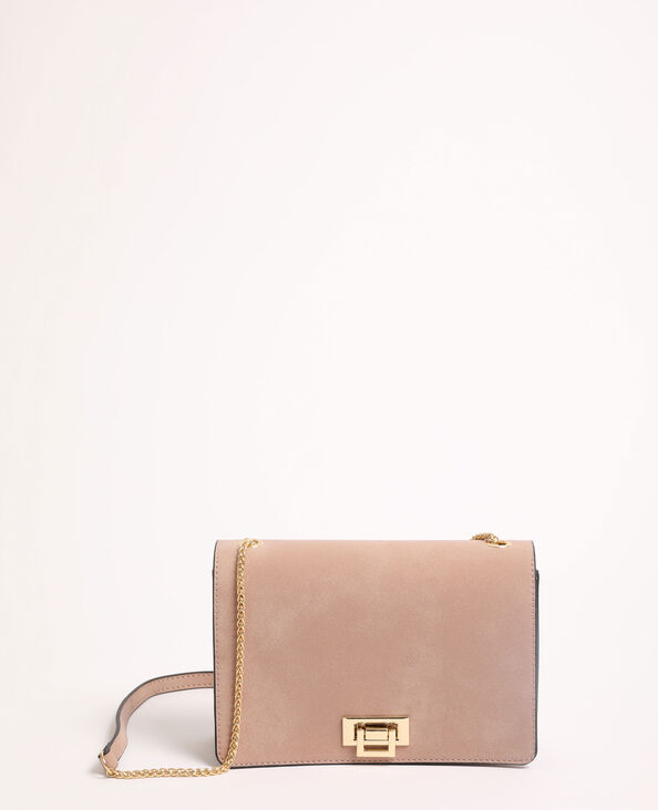 Petit sac bandoulière rose