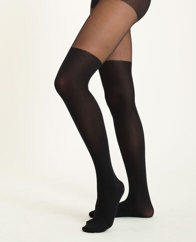 Collants 60 deniers noir