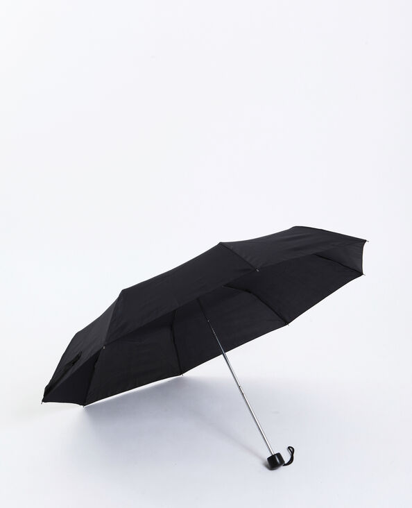 Parapluie pliable noir