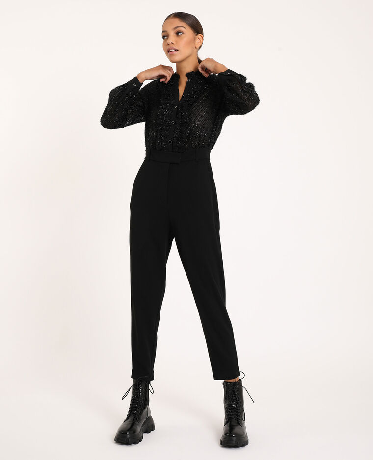Combipantalon noir
