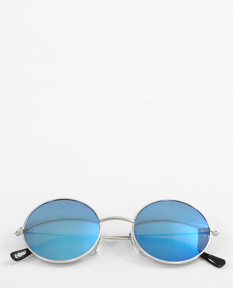 Zonnebril Met Ronde Glazen.Zonnebril Met Ronde Glazen