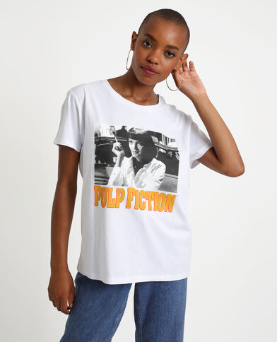 Pulp Fiction T-shirt wit