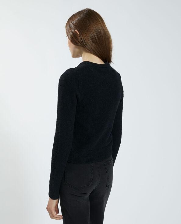 Zachte trui zwart - Pimkie
