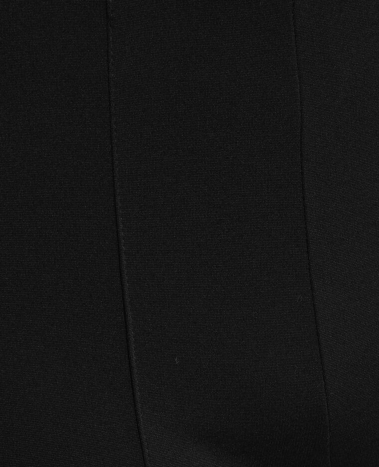 Fuseau taille haute noir