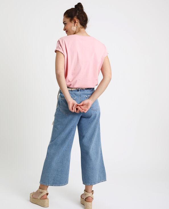 Dolce Farniente T-shirt roze