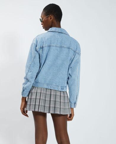 Jeansvestje blauw - Pimkie