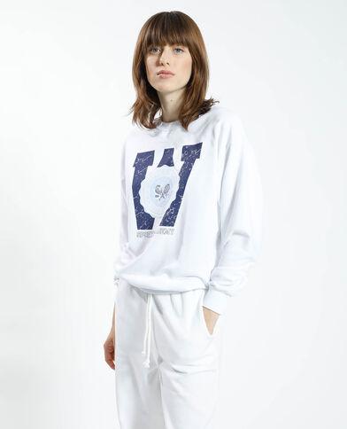 Sweater wit - Pimkie