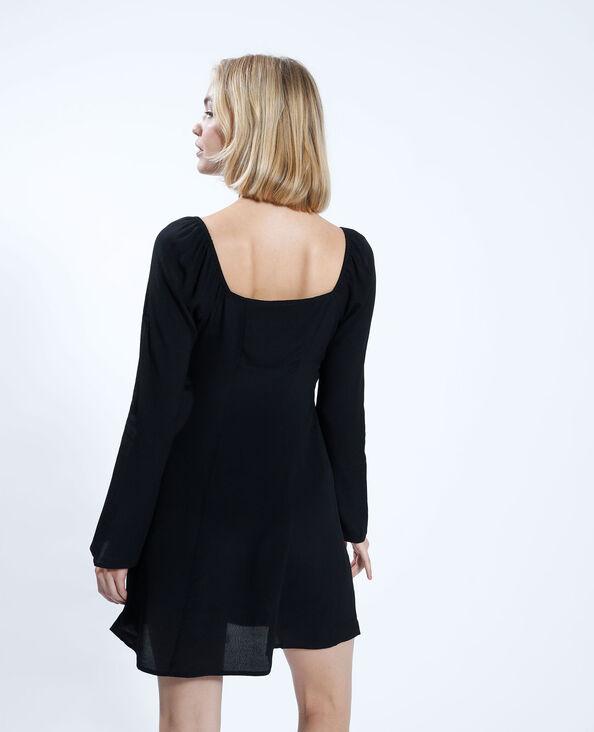 Korte jurk zwart - Pimkie