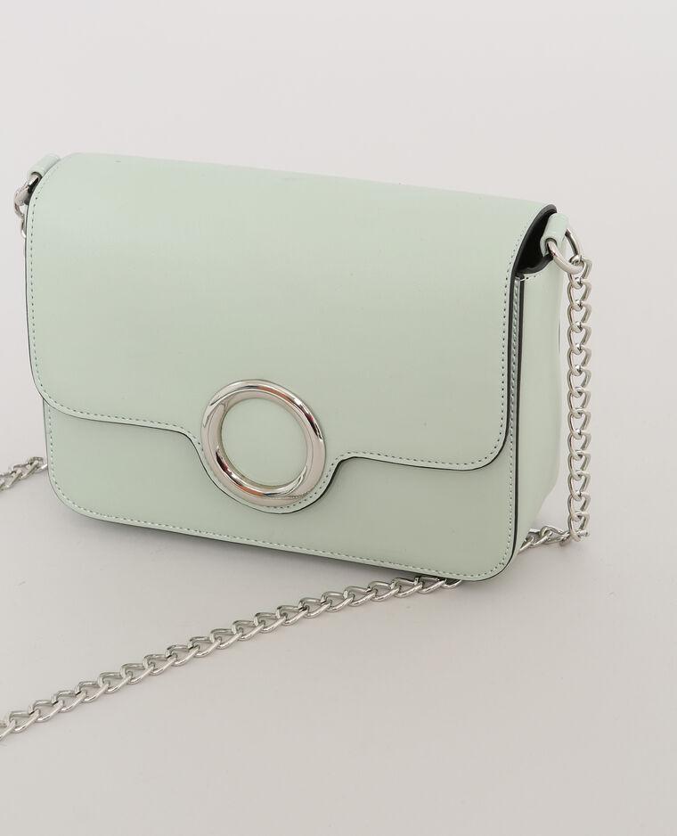 Petit sac bandoulière vert