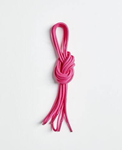 Gekleurde veters roze