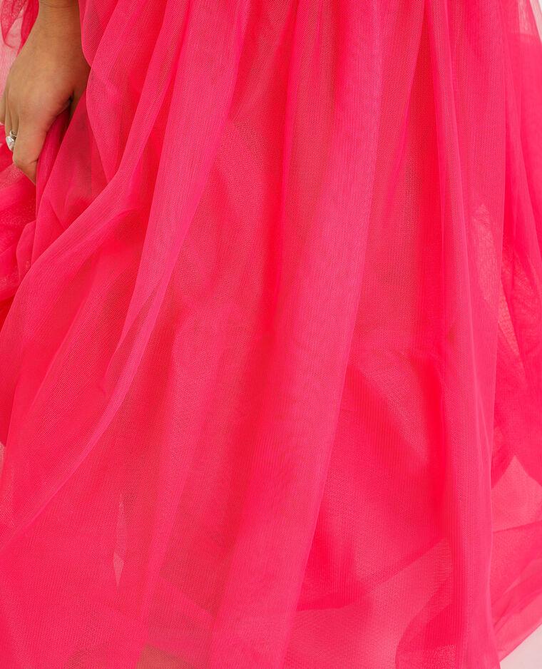 Robe tutu rose fuchsia - Pimkie