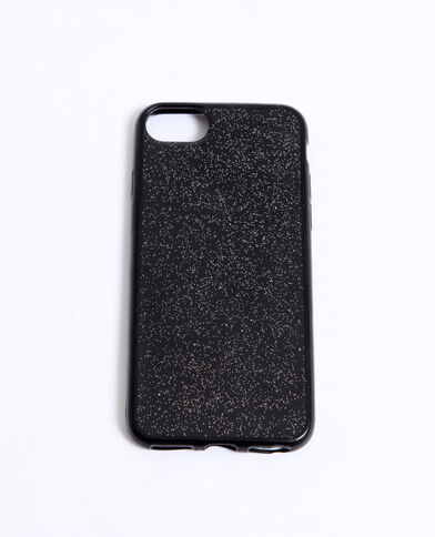 Coque compatible iPhone 6/7/8 noir