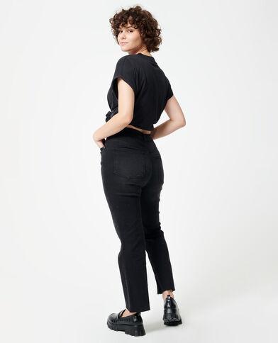 Bootcut jeans zwart - Pimkie
