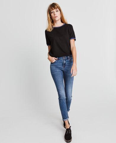 T-shirt sporty noir