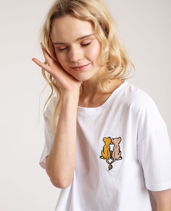 The Lion King T-shirt wit