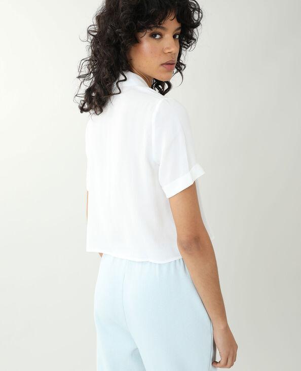 Hemd gebroken wit - Pimkie