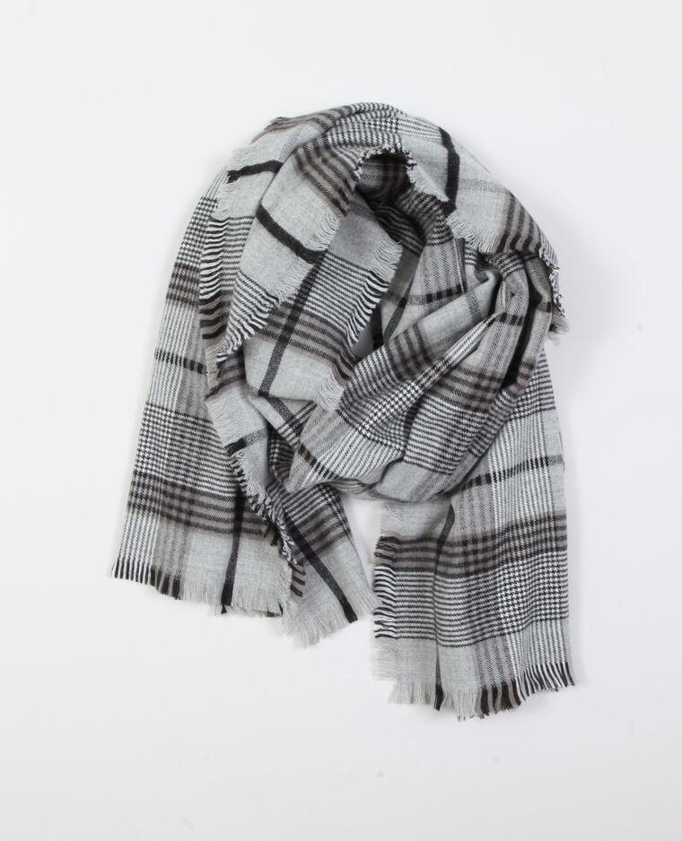 rivenditore di vendita 08329 d52d8 Geruite sjaal
