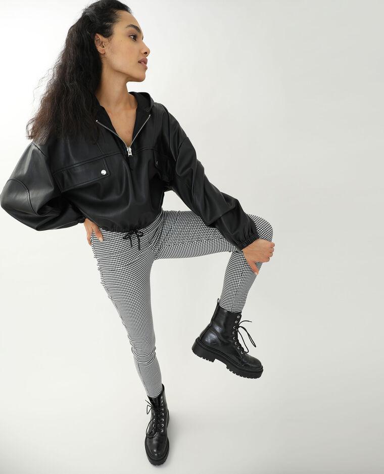 Pantalon skinny noir