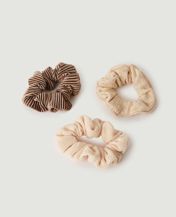 Set van 3 scrunchies watergroen - Pimkie