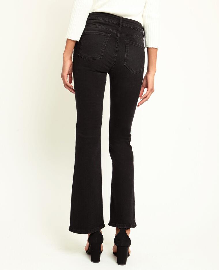 Bootcut jeans zwart