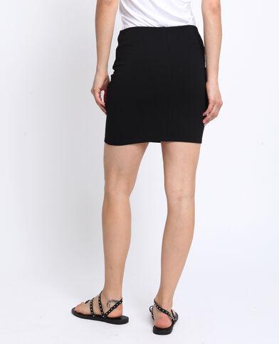 Strakke rok zwart
